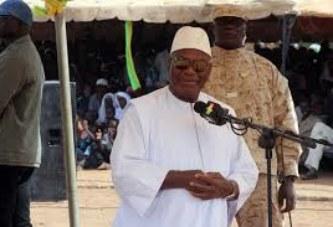 Attaque meurtrière de Dioura : IBK tape du poing sur la table et promet la « tolérance zéro »