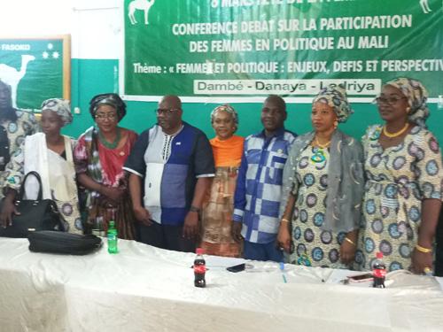 PRVM-FASOKO : 8 mars célébré par les femmes
