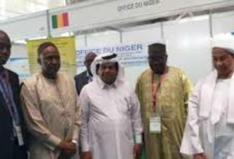 7ème exposition agricole internationale du Qatar: Ballet diplomatique au stand de l'Office du Niger