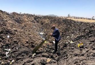 157 personnes, dont 18 Canadiens, meurent dans un écrasement d'avion en Éthiopie