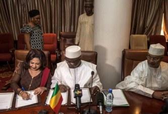 Signature du Communiqué conjoint entre la République du Mali et l'Organisation des Nations Unies sur la lutte contre les violences sexuelles liées aux conflits