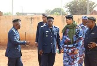 Sécurisation des personnes et de leurs biens : Le DGA de la police dans les régions de Gao et de Ménaka, pour galvaniser ses troupes