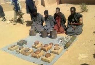 KOULIKORO : 5 suspects d'origine burkinabè arrêtés