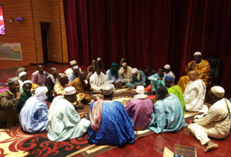 Paix et Cohésion Sociale : Le mouvement ''IBK une chance pour le Mali'' prône la prière et la lecture du Coran