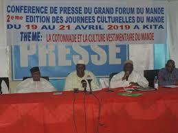 2ème Edition des journées culturelles du Mandé : La cotonnade et la culture vestimentaire du Mandé au centre des débats