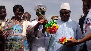Infrastructures et l'équipement : Un secteur qui fait sourire le président IBK et rassure le peuple Malien…