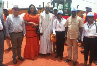 L'échangeur de Sikasso: le nouveau challenge de l'Entreprise générale Konaté