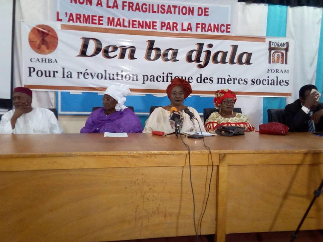 Paix et la Cohésion Sociale : La plateforme des femmes leaders invite ses sœurs à joint à elles pour ce combat