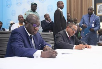 Accord politique : Qui sont les signataires ?