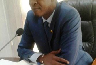 Housseini Amion Guindo aux cadres du Ministère de l'environnement, de l'assainissement et du Développement durable : « Je n'ai pas d'apriori, seul le résultat comptera »