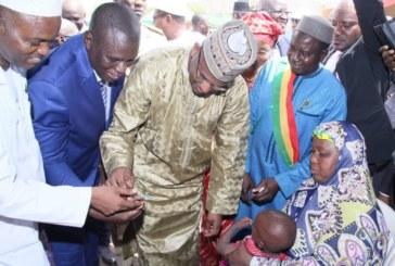 Lutte contre la rougeole : Plus de 3 millions d'enfants âgés de 9 à 59 seront vaccinés
