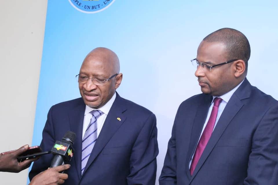 PM sortant SBM : « Le Mali a besoin de plus de rassemblement et d'unité … »