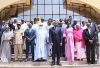 Premier conseil des ministres du Gouvernement de Boubou Cissé