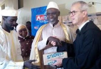 Mois de Ramadan : Malitel offre 200 cartons de sucre à l'Association Ançar Dine