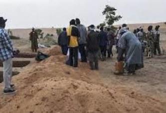 Attaque de Sobane Da : Une centaine de morts
