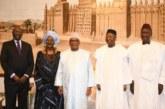 Dialogue politique inclusif : IBK, reçoit le Triumvirat du dialogue politique inclusif