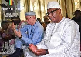 Prière nationale pour la paix : Invoquer et solliciter l'aide de Dieu sur la situation générale au Mali