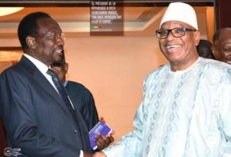 IBK rencontre son Haut Représentant pour le Centre du Mali : « Lorsque le Mali me fait appel, je réponds » dixit Dioncounda Traoré