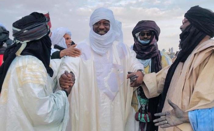 Ibrahim Diawara, président du Mouvement « Malien Tout Court » : Un homme épris de paix et engagé pour le vivre ensemble