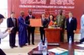 Centre Luban de la Chine au Mali : Un centre pour valoriser la médicine traditionnelledes deux pays