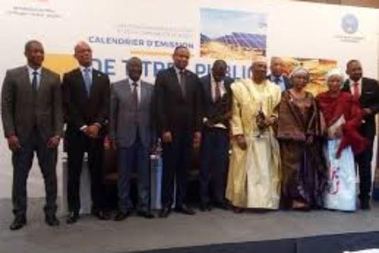 Calendrier d'émissions de titres 2020 : 667 milliards de F CFA visés par le trésor sur le marché de l'UMOA