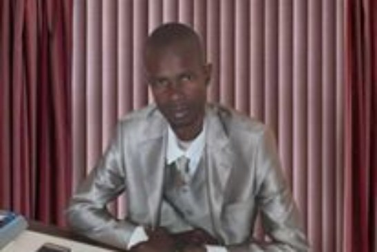 Législative du 29 Mars : Oumar Diop, candidat en IV
