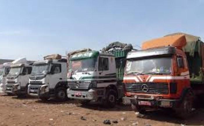 Couvre-feu : les autorités doivent prendre des mesures pour la libre circulation des gros porteurs
