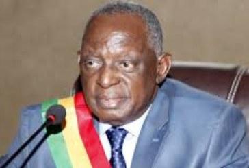 Issaka Sidibé, Président de l'AN, à propos de leur mandat : « Nous avons tout simplement montré notre détermination à faire de l'Assemblée Nationale une vitrine institutionnelle forte et attrayante »