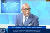 Me KassimTapo sur la démission d'IBK demandée par le M5-RFP : – « Je ne peux pas considérer la démission du président de la République dans une démocratie comme option » – « L'une des recommandations de la CEDEAO m'a profondément choqué… »