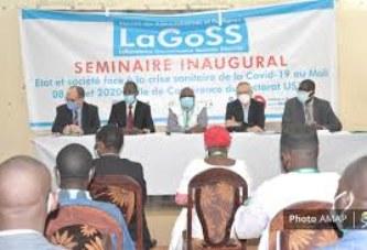 Séminaire inaugural des activités du LaGoSS : La crise sanitaire de la Covid-19 au Mali au cœur des échanges des scientifiques
