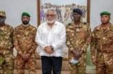 Ghana : Awlings reçoit des leaders militaires maliens