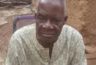 Crise sociopolitique : Famakan Keita, enseignant à la retraire à cœur ouvert