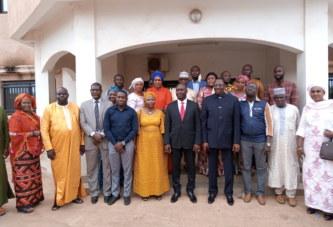Parti IRMA : Le Président Touré et sa délégation reçue par le HCME