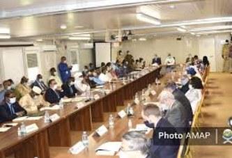 41ème session du Comité de Suivi de l'Accord (CSA) : Après la suspension, la reprise