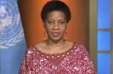 Déclaration de Mme Phumzile Mlambo-Ngcuka, Directrice exécutive d'ONU Femmes sur le 25 novembre 2020 Journée internationale pour l'élimination de la violence à l'égard des femmes