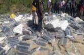 Produits stupéfiants : 6 tonnes de cannabis et autres incinérés