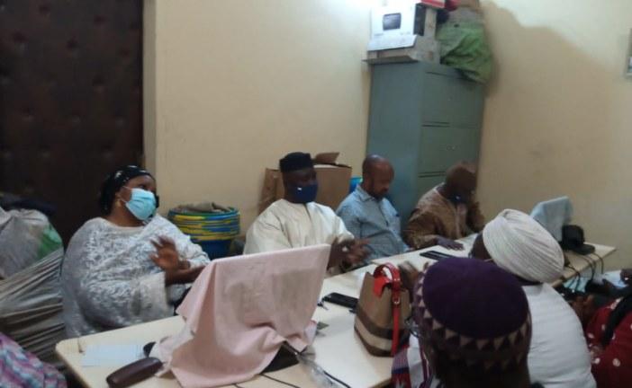 Marché de Médine : Le Président du parti IRMA et sa délégation reçus par le CNAM-Mali