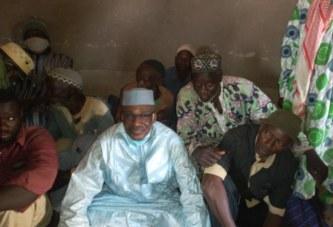 Développement de Kangaba : Mamadou Naman Keita monte au créneau pour la continuité des œuvres de son frère défunt