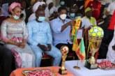 1ère coupe BSS : Les frères Sangaré portent de l'allégresse aux populations