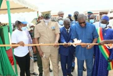 UNIVERSITÉ DE SEGOU : Le nouveau bâtiment de la Faculté de Médecine Animale inauguré par le Pr. Amadou Keita