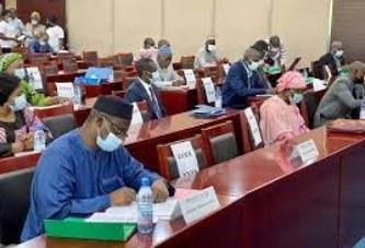 Projet de Loi de finances 2022 : la séance de l'arbitrage politique du Budget d'Etat 2022 entamée