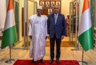 Transition : Le pays en deuil et le PM Choguel en promenade