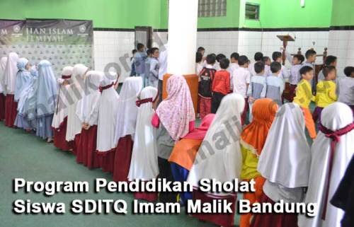 program pendidikan sholat
