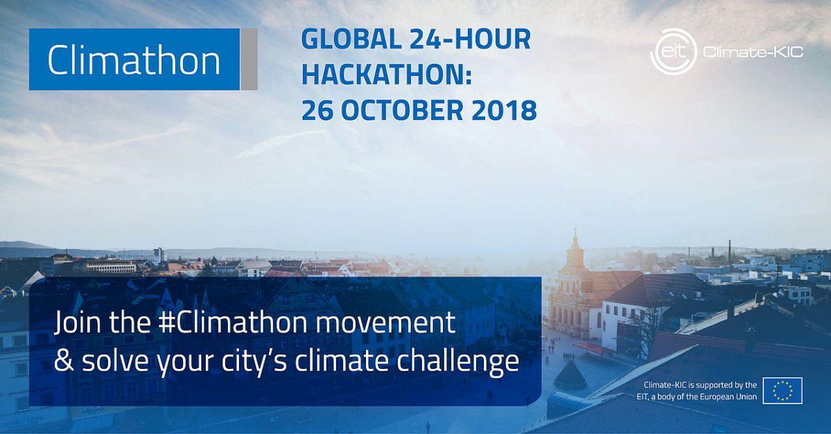Darmstadt Climathon 2018