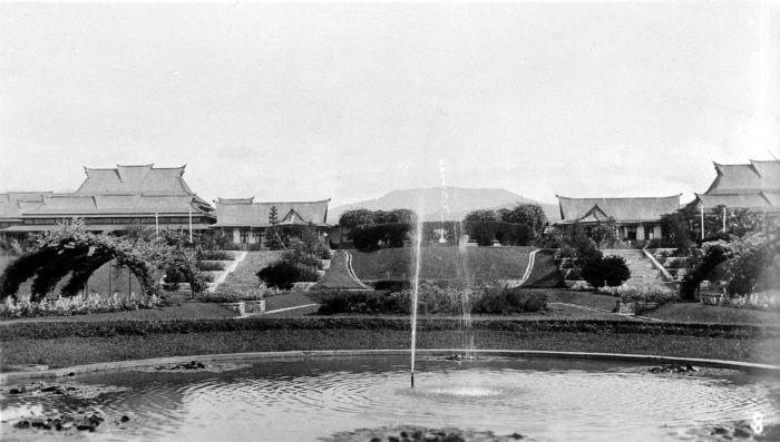 Foto Udara ITB 1933 dan Sekarang