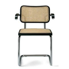 Marcel Breuer Cesca Chair With Armrests Fabric To Recover Dining Chairs Malik Gallery Collection Armchair