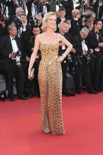 Eva Herzigova - Roberto Cavalli haute couture