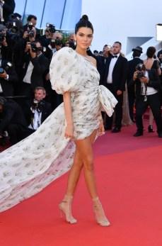 Kendall Jenner -Giambattista Valli haute couture