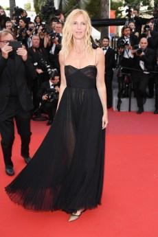 Sandrine Kiberlain - Dior couture