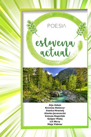 Poesía eslovena actual